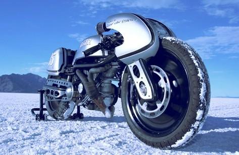 彪悍人生 krugger goodwood摩托车