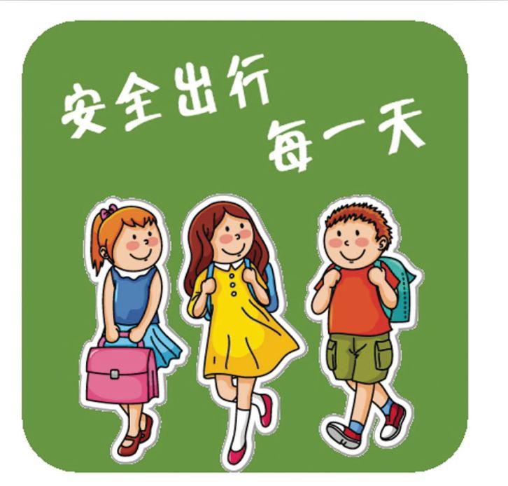家庭成员海报简笔画