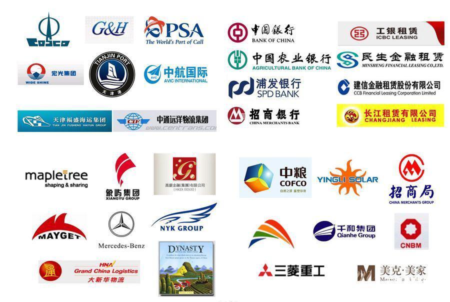 在东疆保税港区注册的部分企业